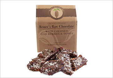 Renee's Raw Chocolate - 2 Pack